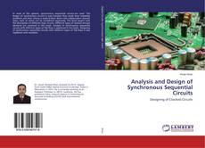 Capa do livro de Analysis and Design of Synchronous Sequential Circuits