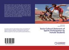 Couverture de Socio-Cultural Deterrent of Sports Participation by Female Students