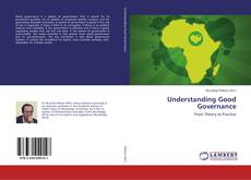 Bookcover of Understanding Good Governance