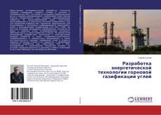 Bookcover of Разработка энергетической технологии горновой газификации углей