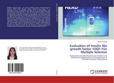 Portada del libro de Evaluation of Insulin like growth factor 1(IGF-1)in Multiple Sclerosis