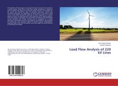 Bookcover of Load Flow Analysis of 220 kV Lines