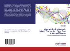 Portada del libro de Magnetohydrodynamic Mixed Convection Flow Past a Vertical Wedge