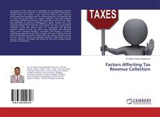 Copertina di Factors Affecting Tax Revenue Collection