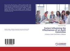 Copertina di Factors Influencing the Effectiveness of an Audit Committee