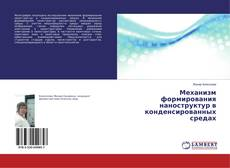 Buchcover von Механизм формирования наноструктур в конденсированных средах