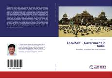 Bookcover of Local Self – Government in India