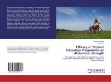 Portada del libro de Efficacy of Physical Education Programme on Abdominal Strength
