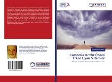 Ekonomik Krizler Öncesi Erken Uyarı Sistemleri kitap kapağı