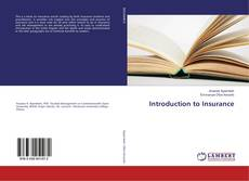 Introduction to Insurance kitap kapağı