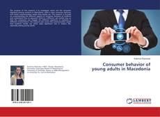 Capa do livro de Consumer behavior of young adults in Macedonia