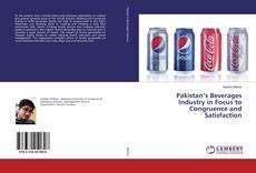 Portada del libro de Pakistan's Beverages Industry in Focus to Congruence and Satisfaction