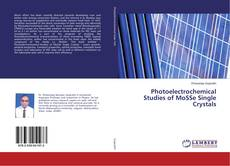 Bookcover of Photoelectrochemical Studies of MoSSe Single Crystals