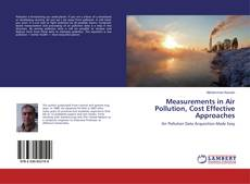 Bookcover of Measurements in Air Pollution, Cost Effective Approaches