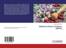 Bookcover of Medicinal Plants of Bajaur Agency