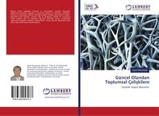 Güncel Olandan Toplumsal Çelişkilere kitap kapağı
