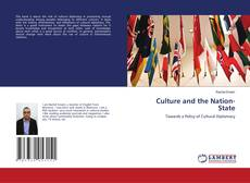 Bookcover of Culture and the Nation-State