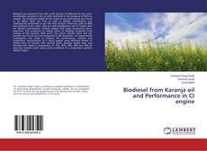 Bookcover of Biodiesel from Karanja oil and Performance in CI engine