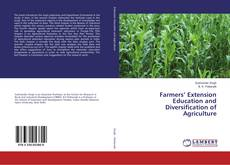 Bookcover of Farmers' Extension Education and Diversification of Agriculture