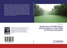 Bookcover of Assesment of Child labour and its impact on the right to Primary education