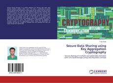 Bookcover of Secure Data Sharing using Key Aggregation Cryptography
