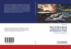Capa do livro de Role of Agro Based Industries in Rural Development India