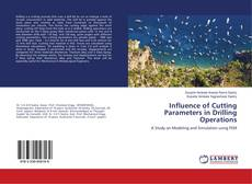Bookcover of Influence of Cutting Parameters in Drilling Operations