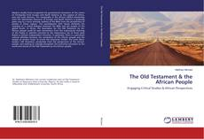 Bookcover of The Old Testament & the African People