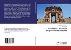 Capa do livro de Finances of Tirumala Tirupati Devasthanams