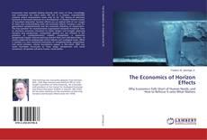 Portada del libro de The Economics of Horizon Effects