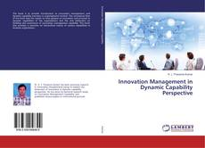 Capa do livro de Innovation Management in Dynamic Capability Perspective