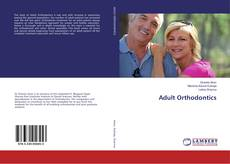 Capa do livro de Adult Orthodontics