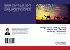 Image Restoration by using Median and Decision Filtering Techniques kitap kapağı