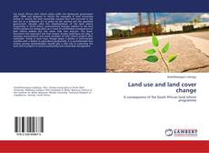 Buchcover von Land use and land cover change