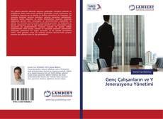 Genç Çalışanların ve Y Jenerasyonu Yönetimi kitap kapağı