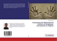 Обложка Evaluating the Motivational Factors of Employee-Consultants in Nigeria