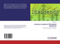 Bookcover of Lintner's model of Dividend Payment