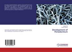 Buchcover von Development of Periodontium