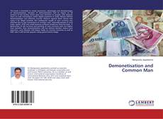 Bookcover of Demonetisation and Common Man