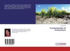 Borítókép a  Fundamentals of horticulture - hoz