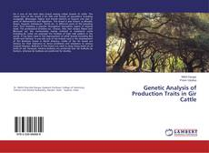 Couverture de Genetic Analysis of Production Traits in Gir Cattle