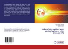 Portada del libro de Natural convection from vertical cylinder with annular fins