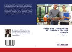 Обложка Professional Development of Teachers in the 21st Century