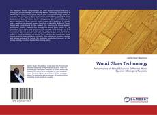 Bookcover of Wood Glues Technology