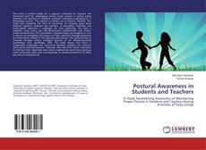 Bookcover of Postural Awareness in Students and Teachers