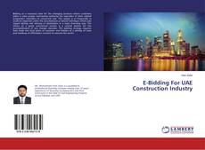 Bookcover of E-Bidding For UAE Construction Industry