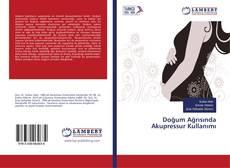 Doğum Ağrısında Akupressur Kullanımı kitap kapağı