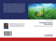 Bookcover of Ecological Impact Assessment