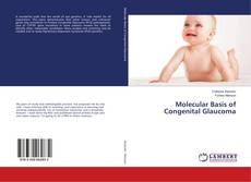 Capa do livro de Molecular Basis of Congenital Glaucoma