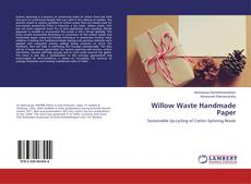 Copertina di Willow Waste Handmade Paper